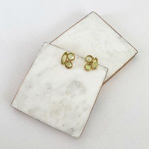 kate spade   marquee cluster studs